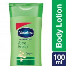 Vaseline Intensive Care Aloe Fresh Body Lotion 100 ml