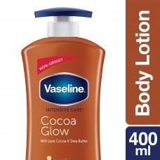 Vaseline Intensive Care Cocoa Glow Body Lotion 400 ml