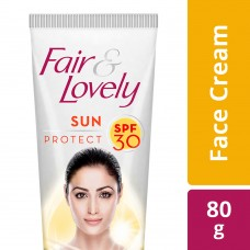 Fair & Lovely Sun Protect SPF30 Face Cream, 80 g