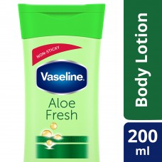 Vaseline Intensive Care Aloe Fresh Body Lotion 200 ml