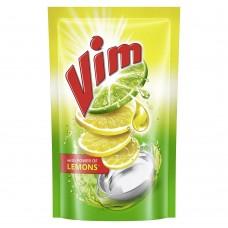 Vim Dishwash Gel Lemon 225 ml
