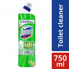 Domex Lime Fresh Toilet Cleaner, 750 ml