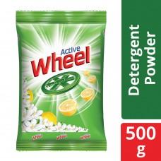 Wheel Green Lemon & Jasmine Detergent Powder 500 g