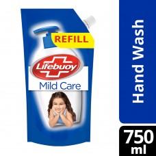 Lifebuoy Mild Care Germ Protection Handwash Refill, 750 ml