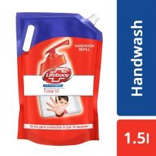 Lifebuoy Total 10 Handwash Refill, 1500 ml
