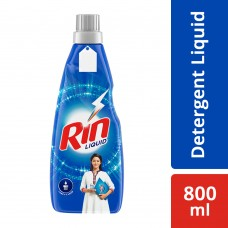 Rin Liquid Detergent 800 ml