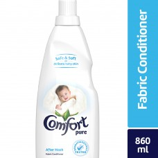 Comfort After Wash Pure Fabric Conditioner For Baby 860 ml