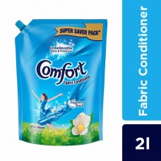 Comfort After Wash Fabric Conditioner Pouch, 2 ltr