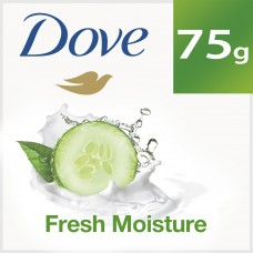 Dove Go Fresh Moisture Bathing Bar 75 g