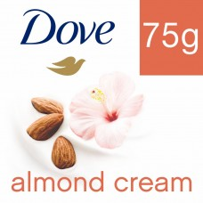 Dove Almond Cream Beauty Bathing Bar 75 g