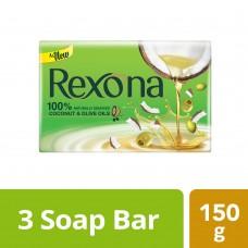 Rexona Coconut and Olive Oil Soap 3x150 g
