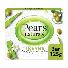 Pears Naturalé Aloe Vera Detoxifying Soap Bar, 125 g