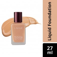 Lakme Perfecting Liquid Foundation, Marble, 27 ml