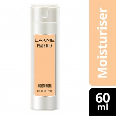 Lakme Peach Milk Moisturizer Body Lotion 60 ml