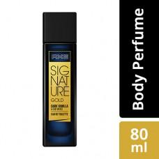 AXE Signature Gold Dark Vanilla & Oud Wood Perfume 80 ml