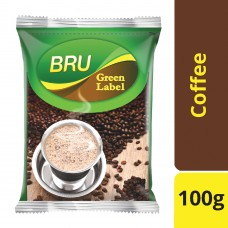 BRU Green Label Coffee 100 g