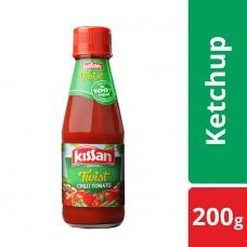Kissan Twist Chilli Tomato Sauce 200 g