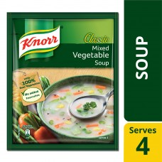 Knorr Classic Mixed Vegetable Soup 45 g