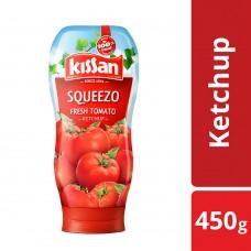 Kissan Squeezo Fresh Tomato Ketchup 450 g