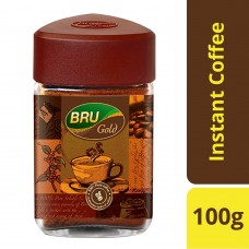 BRU Gold Instant Coffee 100 g