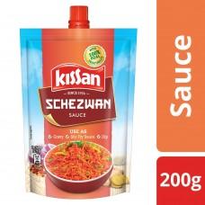 Kissan Schezwan Sauce, 200 g