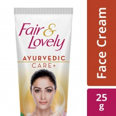 Fair & Lovely Ayurvedic Care+ Face Cream, 25 g
